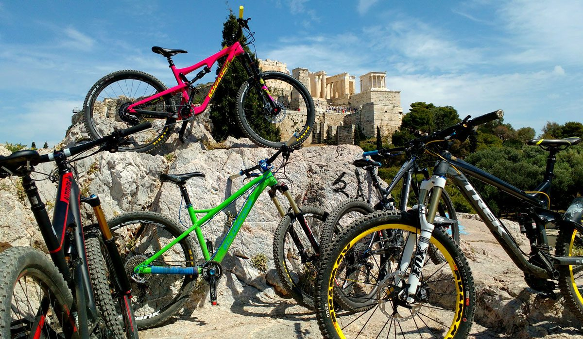 Urban Rides in the Aegean