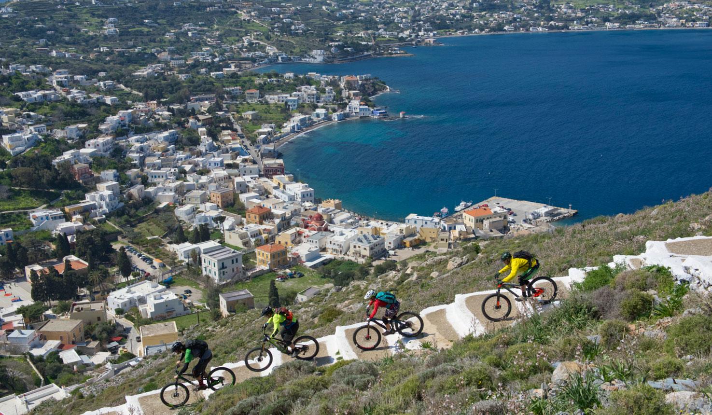 Bike & Hotel Tour Kos, Patmos & Leros