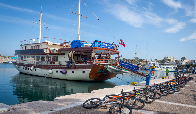 Islandhopping South Greek Aegean