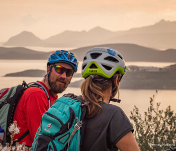 Bodrum guided MTB day-tours
